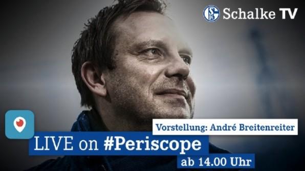 Vorreiter sorgen für Aufmerksamkeit: Schalke 04 streamte als erster Verein seine Pressekonferenz live via Periscope und erhielt dafür großes Medienecho.
