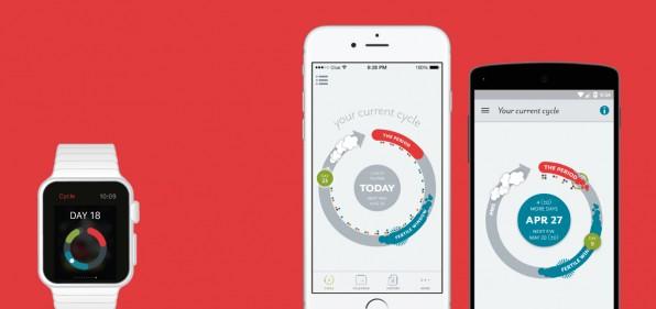 Mit der App Club können Frauen ihre Menstruation besser überwachen. Auf Wunsch geht das auch mit Wearables wie der Apple Watch.