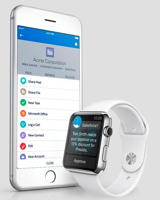 Salesforce ist mit seinem umfangreichen Cloud-Portfolio die Nummer eins auf dem Markt für CRM-Software. Mit der neuen ?Lightning Experience? hat der Hersteller seiner kompletten Plattform ein frisches, modernes User-Interface spendiert und unterstützt sogar schon Wearables wie die Apple Watch.