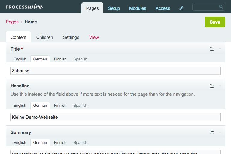 Warum das CMS Processwire eine echte Alternative zu Wordpress ist