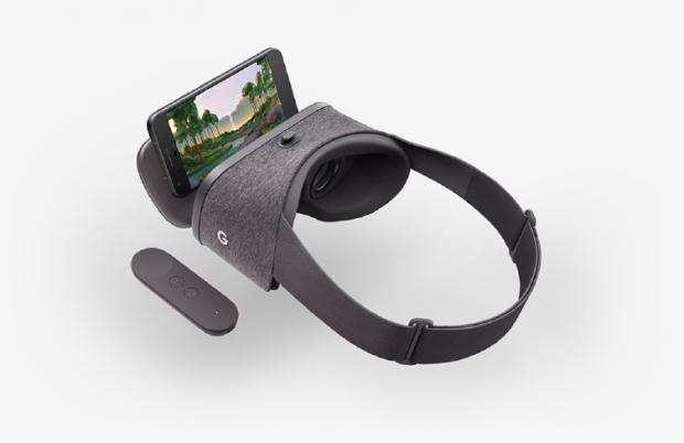 Die technischen Entwicklung der Mobil-Technologie der vergangenen Jahre hat die neuere Begeisterung für Virtual Reality erst möglich gemacht. Google baut darauf auf und setzt mit seiner mobilen VR-Plattform Daydream auch in Zukunft auf das Smartphone als Ausgabemedium für Virtual Reality. (Foto: Google)