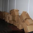 leere t3n-Kartons