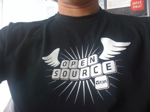 open source shirt