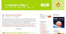 e-commerce-blog.de