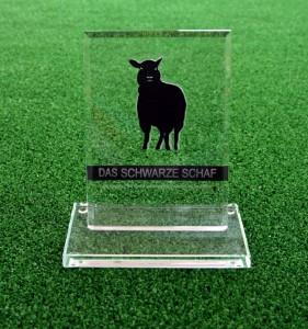 """Der Negativ-Preis """"Das Schwarze Schaf"""""""
