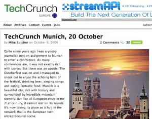 TechCrunchMunich