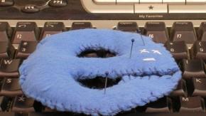 "Internet Explorer Fehlermeldung: ""This isn't 1995″"