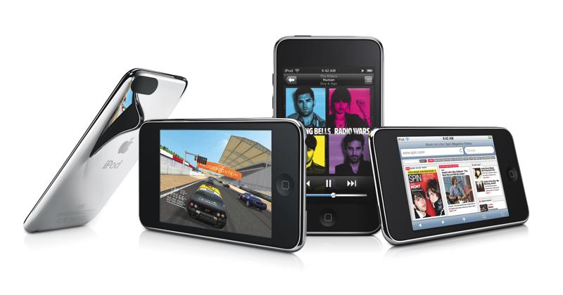 Wird oft vergessen: Auch auf dem iPod touch läuft iPhone OS.