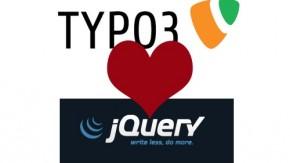 """Webentwicklung: sfjquery als Schnittstelle zwischen TYPO3 und jQuery – """"Die Idee war einfach wie genial"""""""