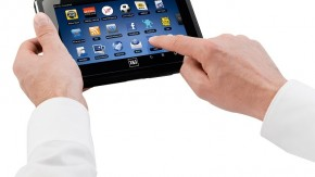 iPad-Alternativen: 1&1 Smartpad – Kleines Tablet auf Android-Basis