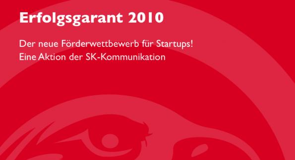 Businessplan Wettbewerb - SK-Kommunikation: Erfolgsgarant 2010