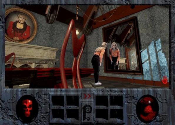 Phantasmagoria, veröffentlicht 1995 von Sierra Entertainment