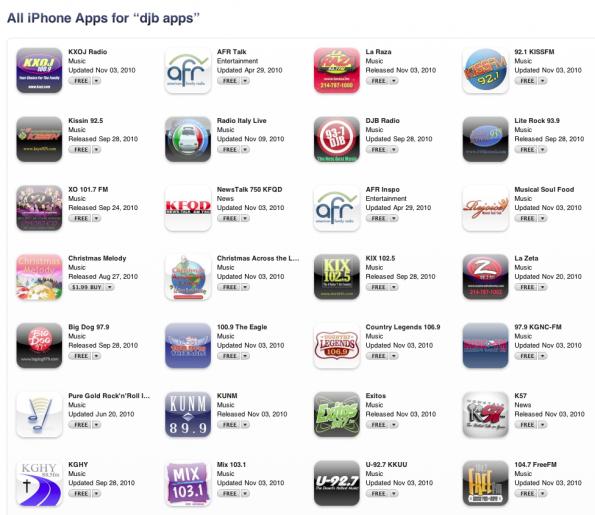 Die meisten auf Endnutzer ausgerichteten Services können es sich nicht leisten, nicht auf der iOS-Plattform präsent zu sein.