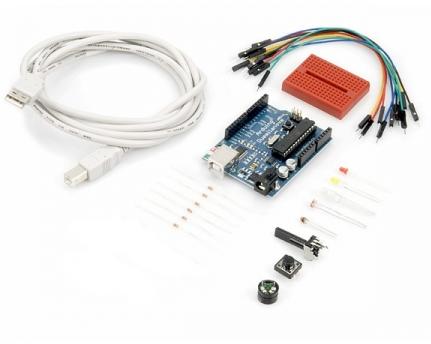 Kleines Arduino Einsteiger Set