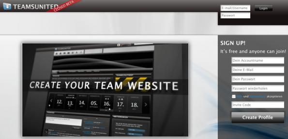 teamsunited.com