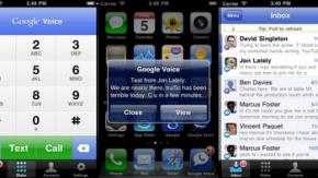 Jetzt also doch: Google Voice App fürs iPhone zugelassen