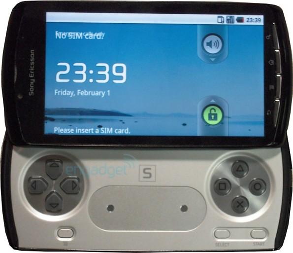 PlayStation Phone: Engadget.com mit vermeindlichen Bildern