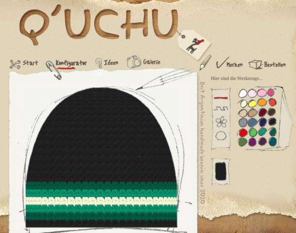 Quchu Online-Shop