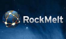RockMelt – Social Media Browser für Facebook & Co.