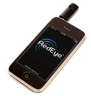 Weihnachtsgeschenk RedEye Mini für iPhone