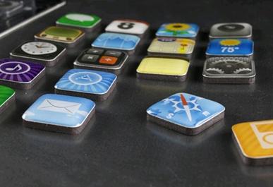 Weihnachtsmagneten iPhone-Apps
