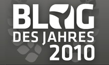 Blog des Jahres 2010 gesucht – powered by t3n und Hostserver!