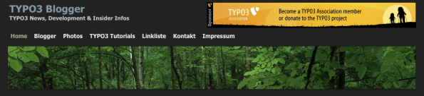 Adventskalender TYPO3 Blogger