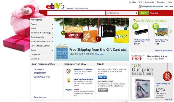 Markenrechtsverstöße: Der Online-Marktplatz eBay haftet nicht generell für die Verletzung von Markenrechten seiner Kunden.
