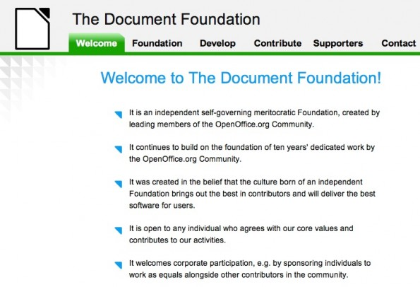 TheDocumentFoundation LibreOffice
