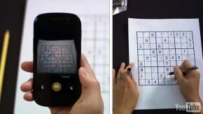 Google Goggles kann jetzt Anzeigen erkennen – und Sudokus lösen