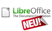 LibreOffice 3.3 ist da!