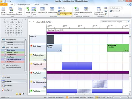 Open Source 2010: Microsoft Outlook