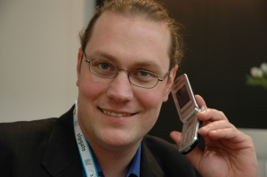 Sipgate-CEO Thilo Salman