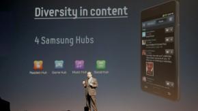 Neue Samsung Galaxy Modelle: Galaxy S 2 und Galaxy Tab 10.1