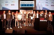 Innovators' Pitch 2011 – Couture Society und lb-lab als Gewinner gekürt
