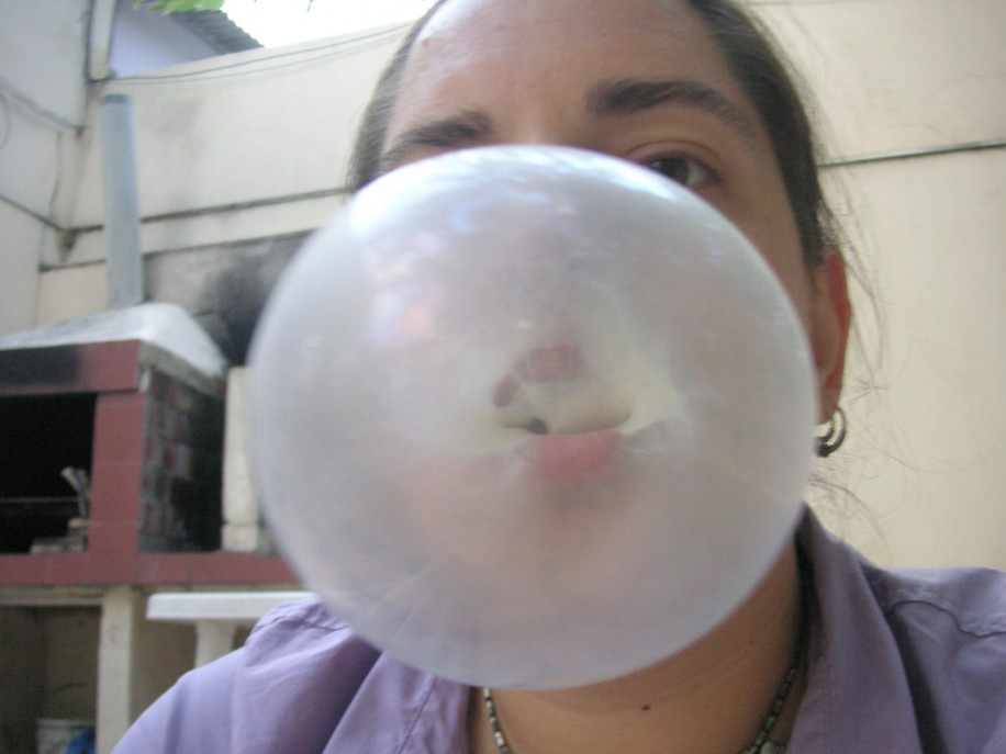 Bubble? Nope.