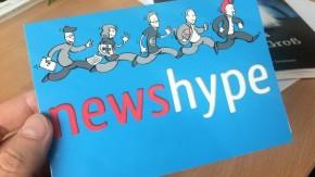 Newshype: Neuer Blogaggregator will Rivva ersetzen (20 Invitecodes zu vergeben!)