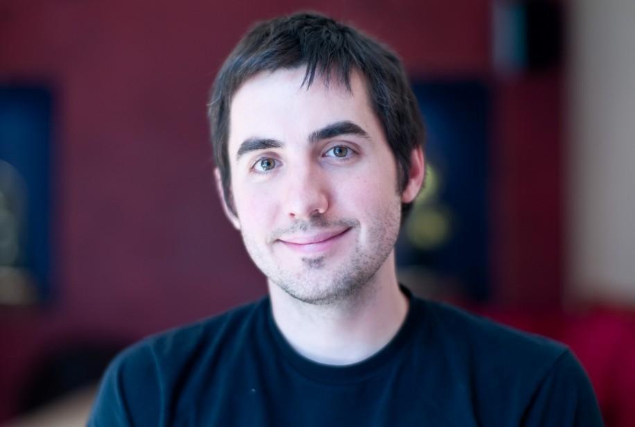 """<b>...</b> das App-Startup von """"Super-Gründer"""" <b>Kevin Rose</b>, auf die Theke. - kevinrose_42704-916x616"""