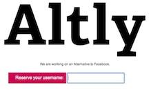 Altly: Acht Dinge, die die Facebook-Alternative besser machen will