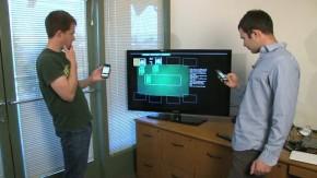 """MobiSocial"": Zwei Studenten zeigen, wie cool Mobile-Apps künftig sind"