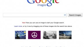 Google Search by Image: Per Drag and Drop nach Bildern suchen