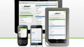 jQuery Mobile Beta ist da – Die Features auf einen Blick