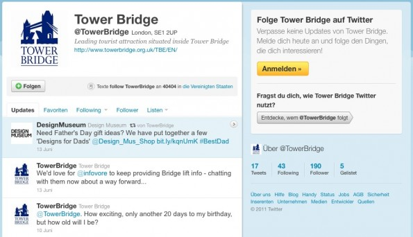 twitter towerbridge