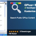 GPlus+Search