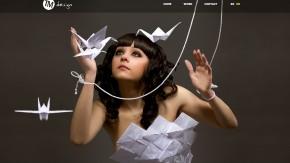 Single Page Webdesign: 20 sehenswerte  Beispiele