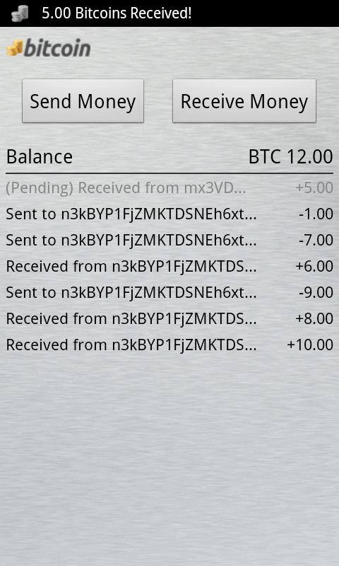 Mobile Payment mit virtueller Währung