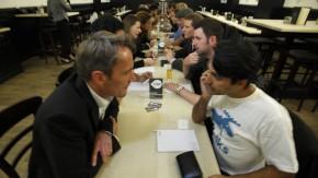 Speednetworking und gegrillte Investoren – subjektive Eindrücke von der advance conference