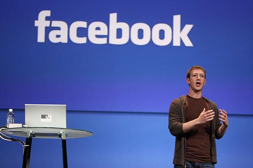Kündigt Mark Zuckerberg auf der kommenden Facebook f8-Konferenz ein Redesign der Nutzerprofile an?