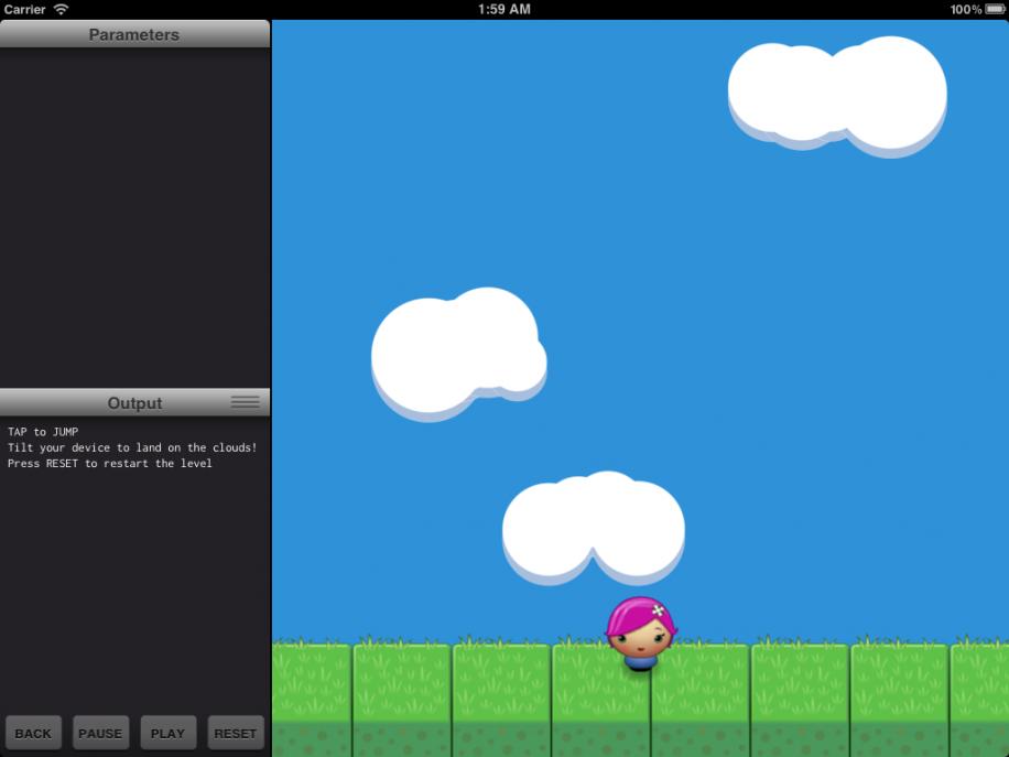 Codify: Ein Doodle Jump Klon wird als Codebeispiel mitgeliefert