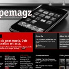 WordPress Themes Pre TypeMagz